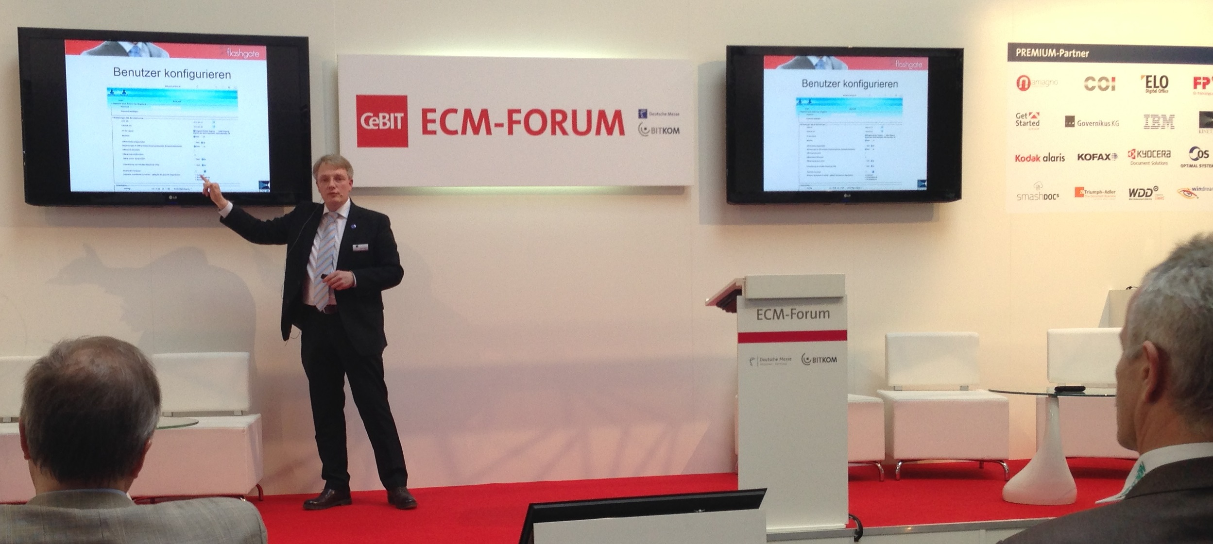 Flashgate CeBIT 03.2015